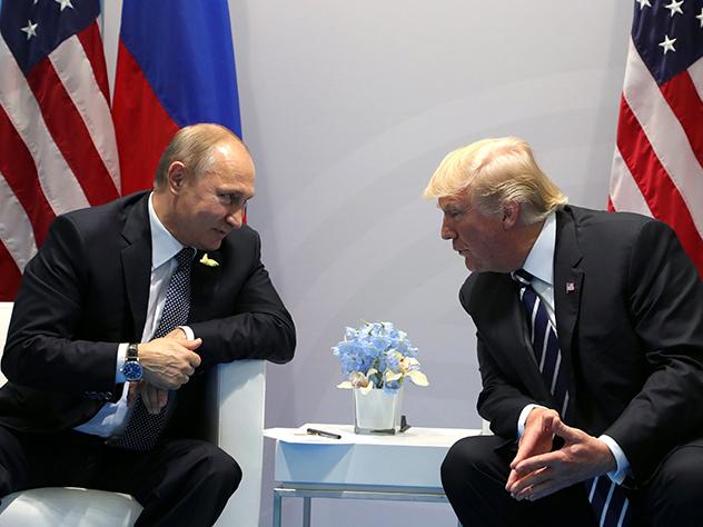 О чем поговорят Путин и Трамп
