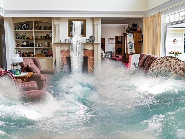страхование, компенсации, стихийные бедствия