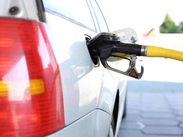 Пикетчики предлагали недовольным ростом цен на бензин автомобилистам посигналить.