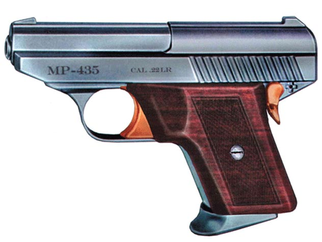 Пистолет МР-435. Источник: rus-guns.com
