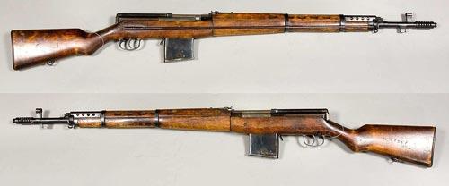Самозарядная винтовка СВТ-38. Фото: wikimedia.org