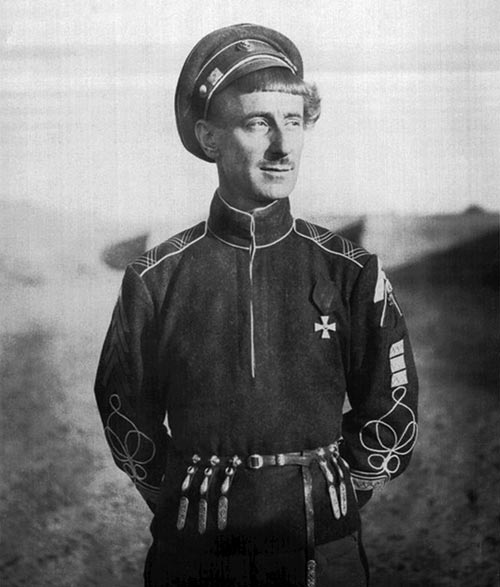 Расстрелянный в 1927 году белый атаман Борис Анненков. Источник: wikipedia.org
