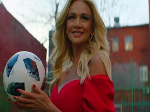 В сети появился клип в поддержку сборной России