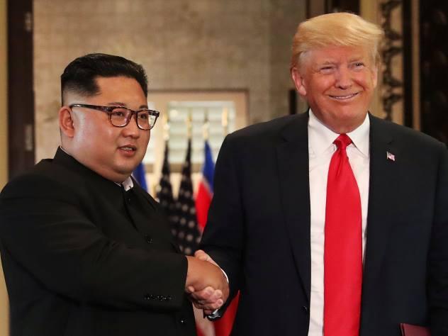Трамп: КНДР уничтожит свои ракеты