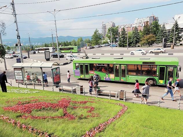 Красноярские перевозчики решили поднять цену на проезд до 30 рублей