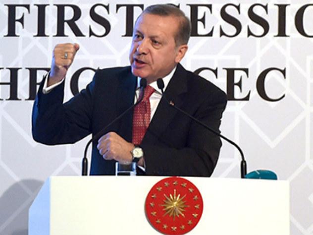 """Эрдоган пригрозил Австрии """"войной креста и полумесяца"""""""