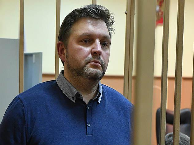 Бывший губернатор Кировской области работает в тюремной библиотеке