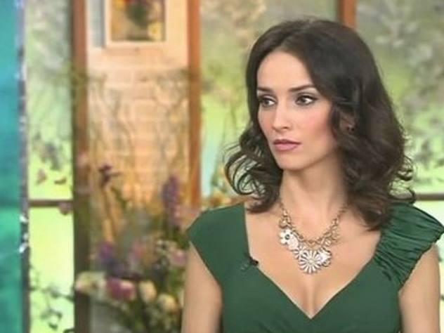 Актриса Юлия Зимина