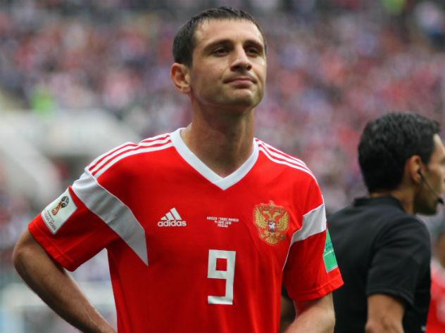 Алан Дзагоев вернулся к тренировкам и выйдет против сборной Испании