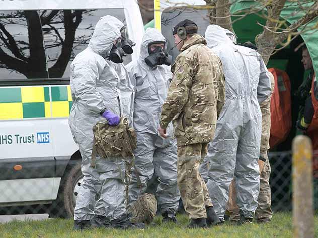В окрестностях британского Солсбери снова отравлены люди