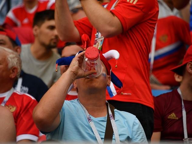 В Екатеринбурге уругвайский болельщик потерялся после угощения самогоном