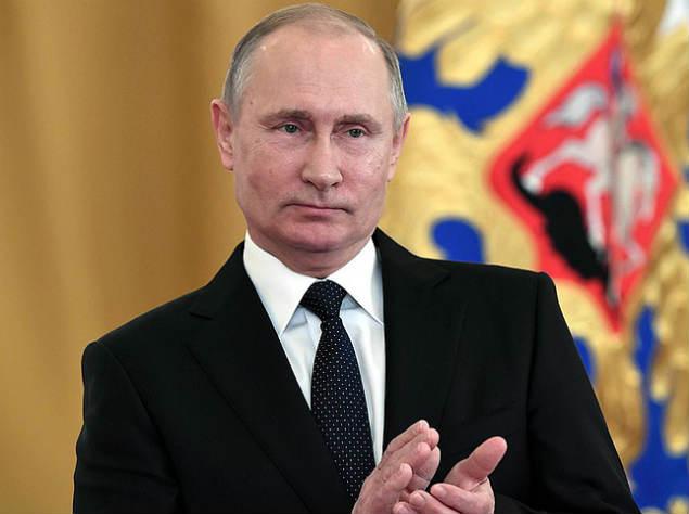 Путин продлил продовольственное эмбарго. Источник: КП