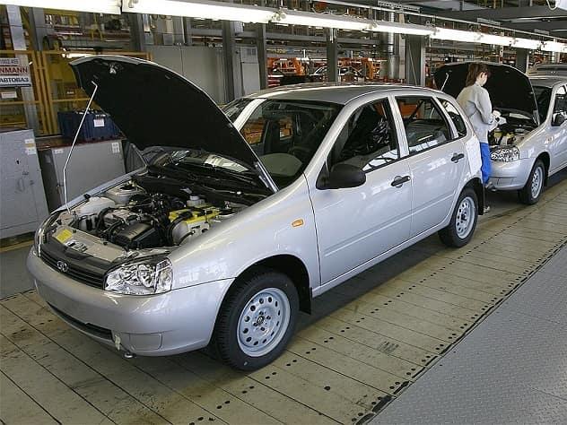 Эксперты назвали самые дешевые новые автомобили в России