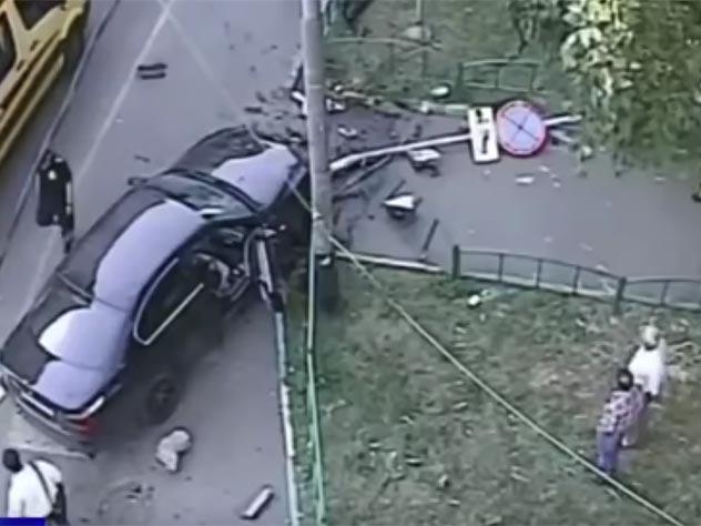Независимые эксперты установили, что Исаханов ехал с превышением скорости
