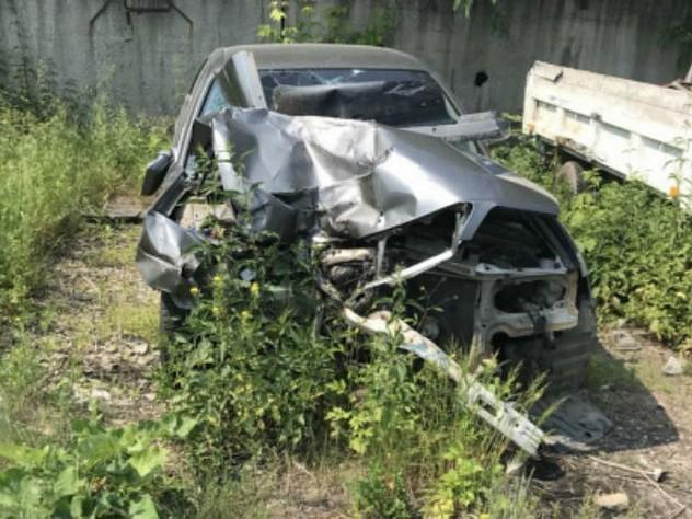 В Иркутске откроется выставка разбитых автомобилей