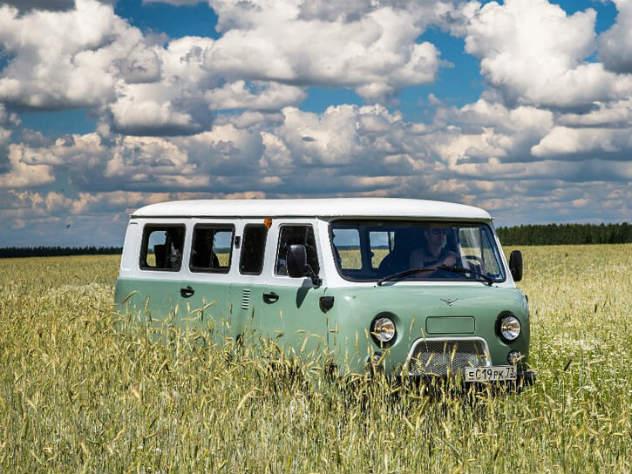 «Буханка» — «уникальный пример долголетия и народной любви» к отечественному автопрому