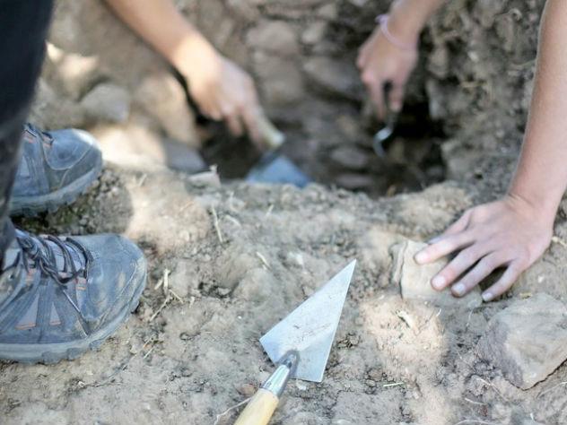 Неразграбленные захоронения – большая редкость и ценность для археологов