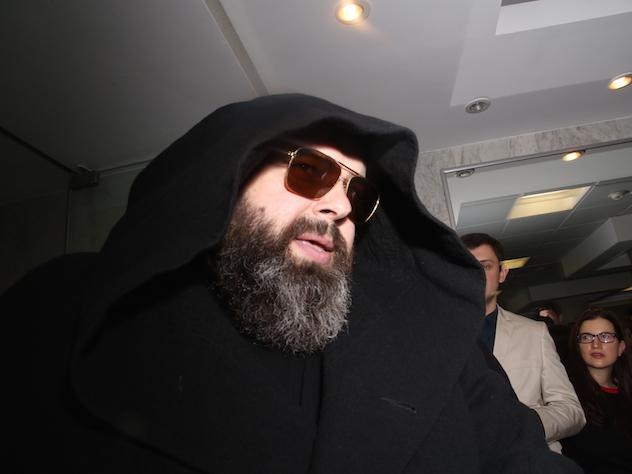 Макс Фадеев борода