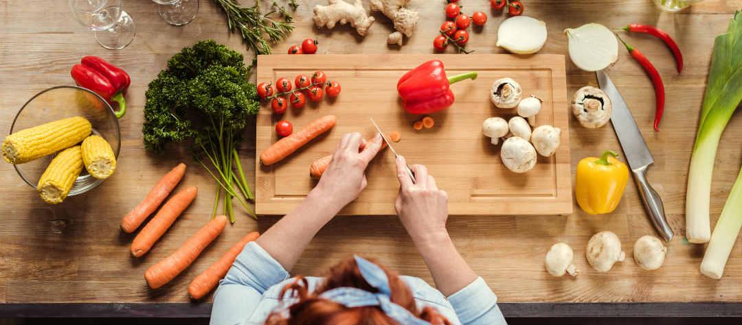 как правильно готовить продукты