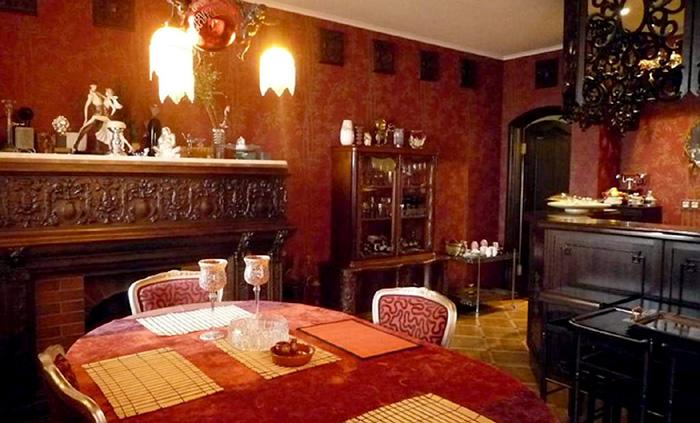 Теперь в легендарной квартире на Тверской живет Кристина Орбакайте