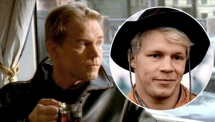 В «Бое с тенью» Александр сыграл подонка. Такие роли ему нередко доставались в последние годы, в круге - «Джек Восьмёркин - «американец»