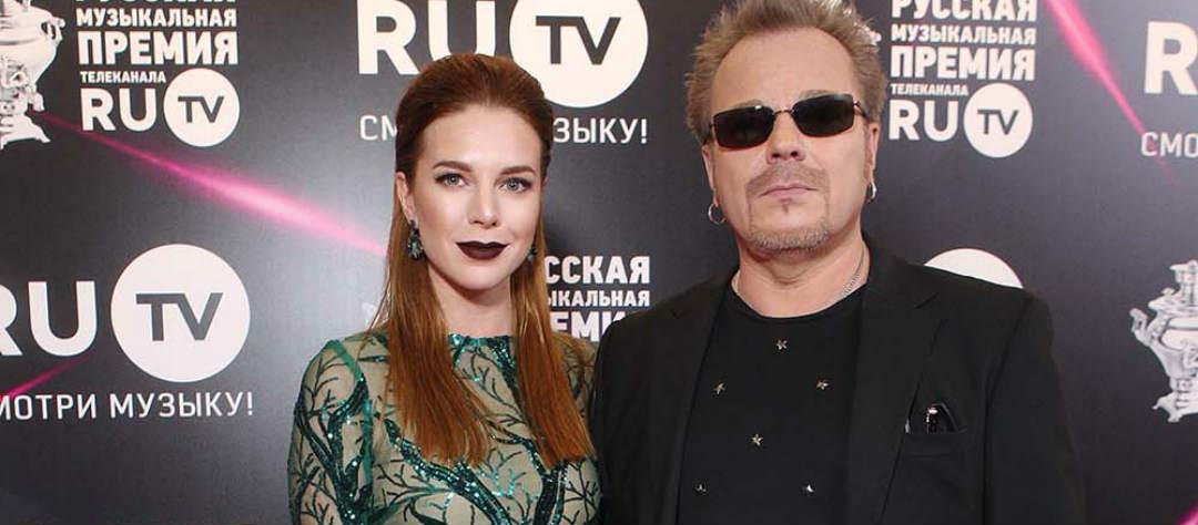 Наталья Подольская и Владимир Пресняков.