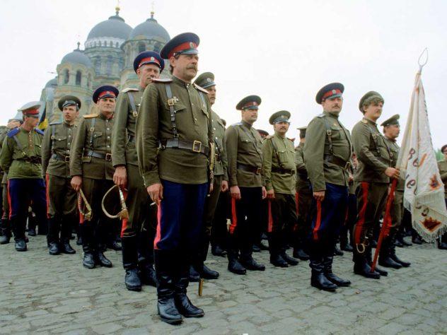 Кто делает из Казаков национальность? 111095831-632x474