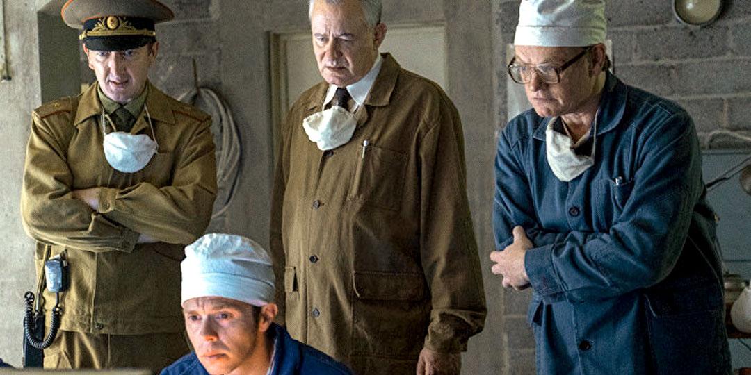 У американских киношников Щербина напоминает аппаратчика Косыгина, а Легасов - предателя Калугина