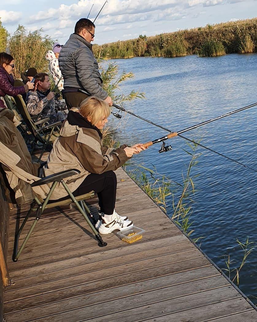 поехать на зимнюю рыбалку