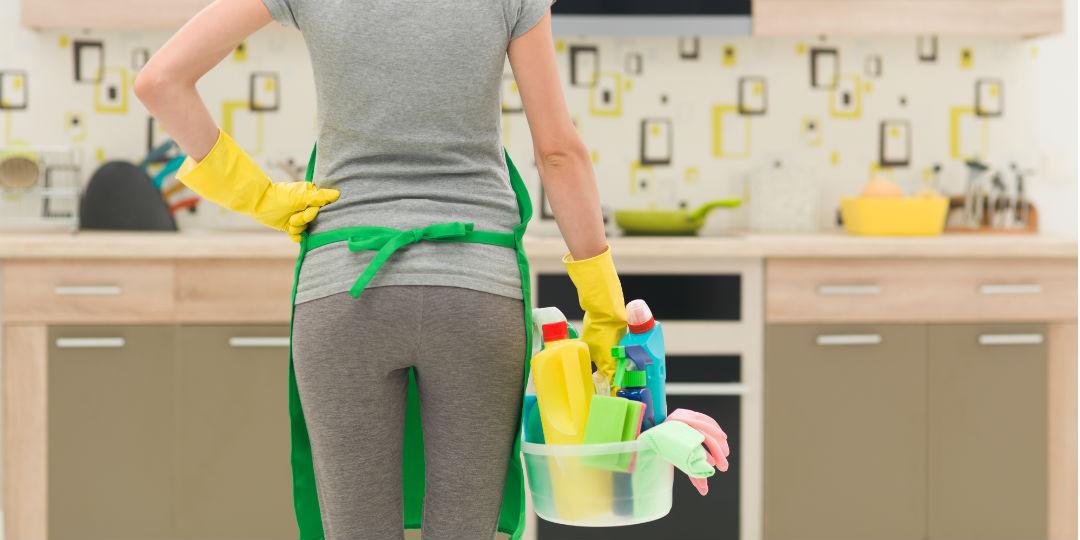 Самые грязные места в квартире