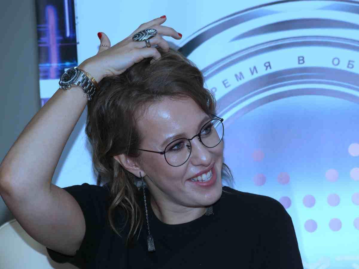 """Ксению Собчак предложили сделать ведущей """"Давай поженимся!"""""""