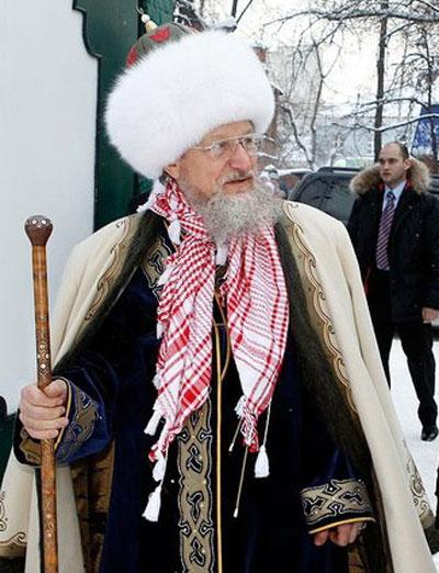 Талгат Таджуддин