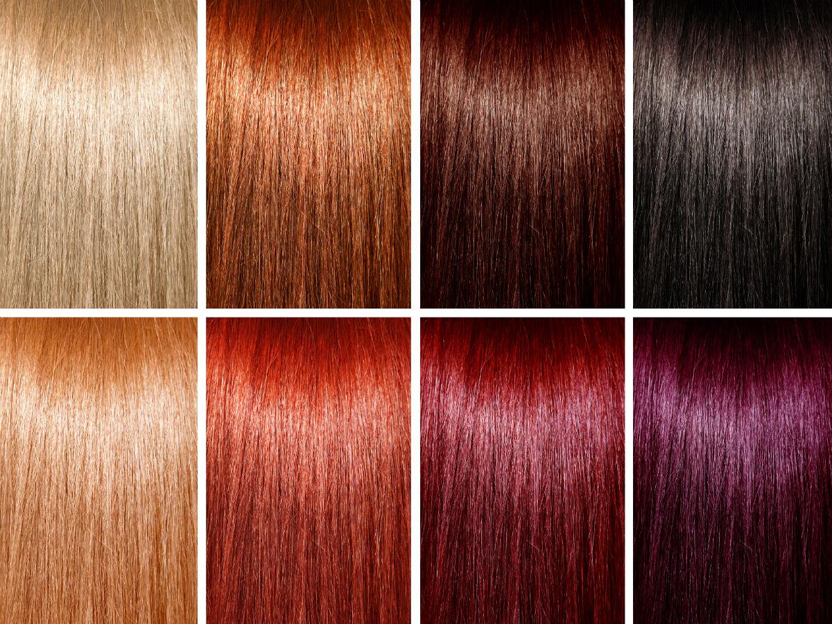 Чтобы правильно покрасить волосы дома, выберете нужный окислитель и подходящий цветовой пигмент. Фото: depositphotos.com