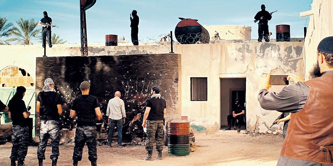 «Шугалея» снимают на территории заброшенного пансионата «Липецкий металлург»