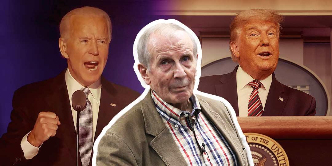 Михаил Веллер возмущен выборами в США