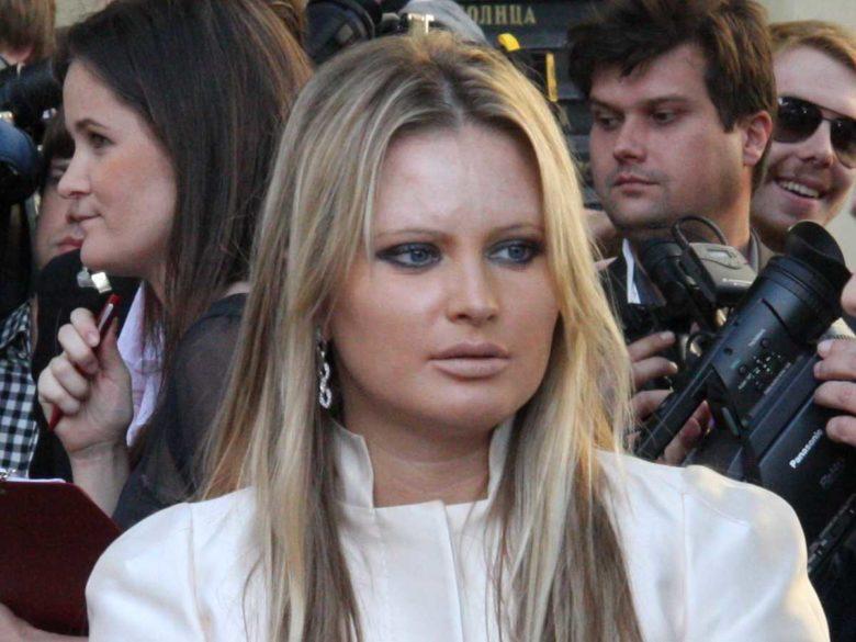 Дана Борисова устроила публичную склоку со Стасом Пьехой из-за наркотиков