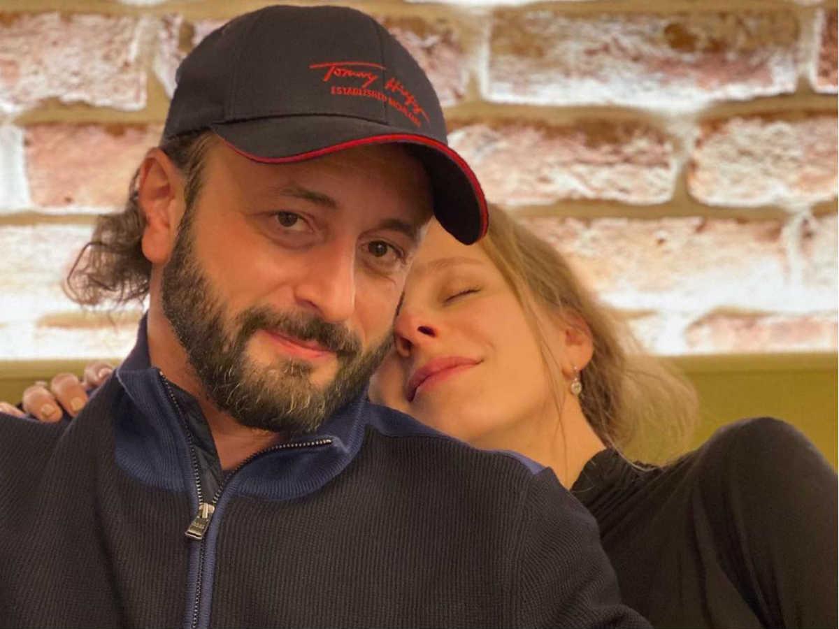 Илья Авербух бросил только что родившую жену и срочно улетел из Москвы